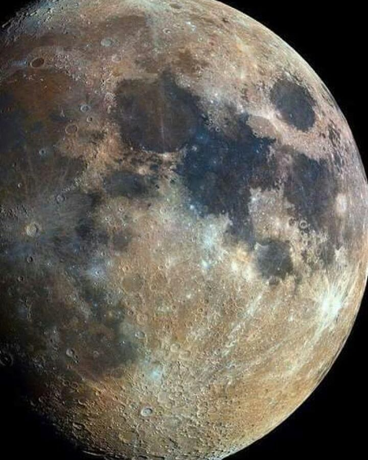 A gordinha mais linda - #Lua #moon #beautiful #iloveit