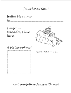 Operation Christmas Child Printables.Operation Christmas Child Shoe Box Canadian Letter Free