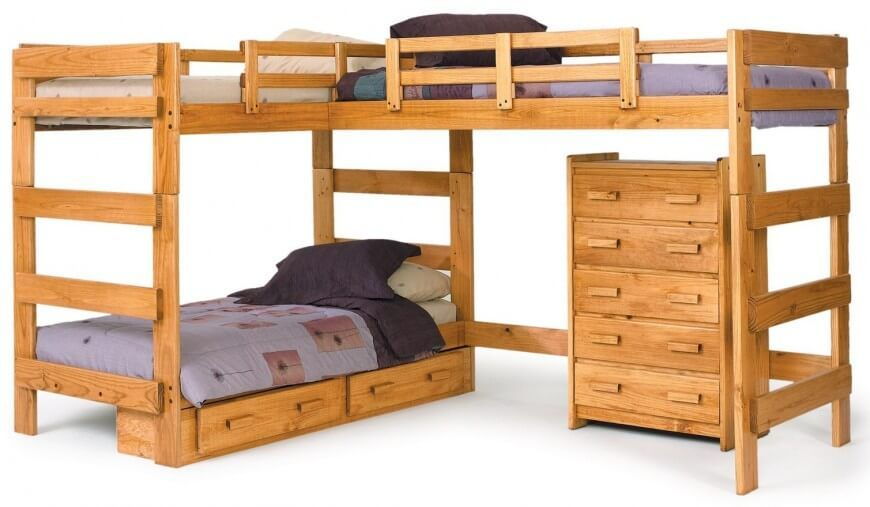 16 Different Types Of Bunk Beds Ultimate Buying Guide