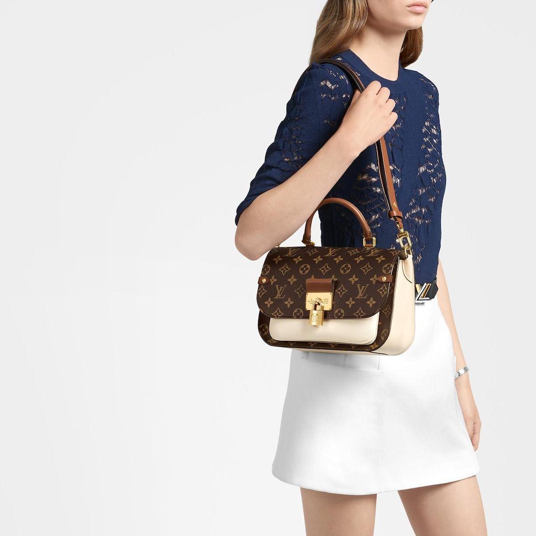 Les Collections De Louis Vuitton Sac Vaugirard Louis Vuitton Louis Vuitton Store Vuitton