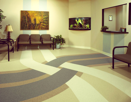 3 Benefits Of Commercial Vinyl Floors For Your Office Commercial