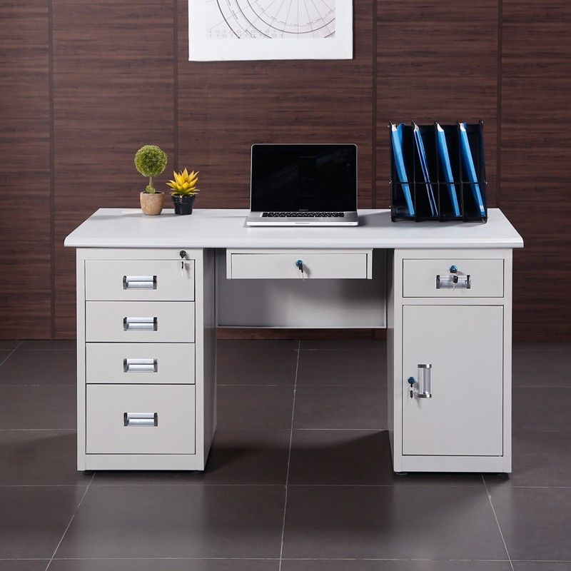 small wooden office table designs unique design computer furniture modern steel buy uk for space