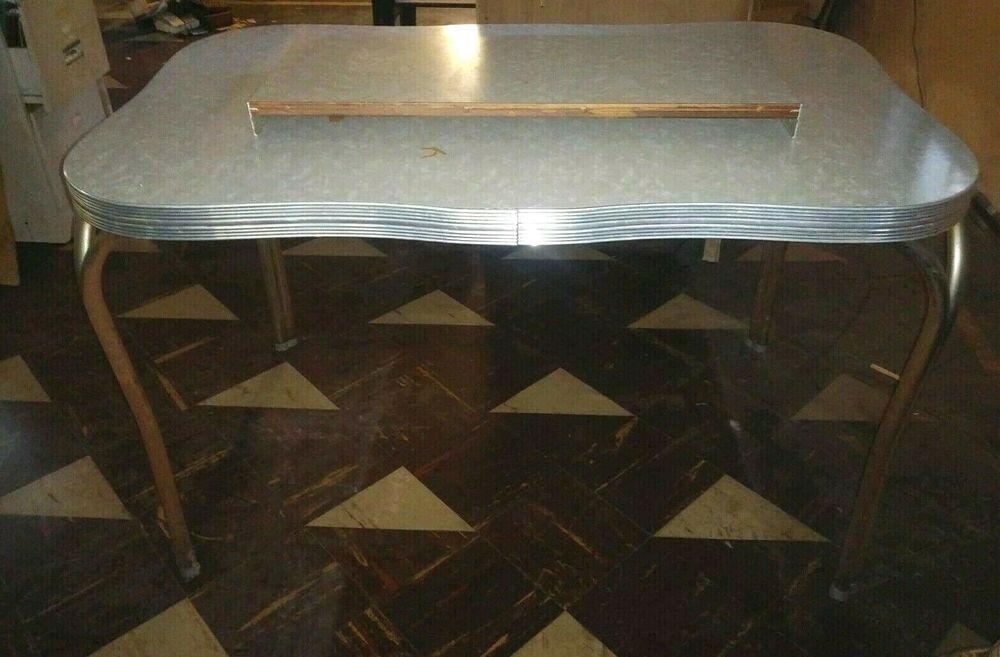 details about vintage retro original estate silver formica