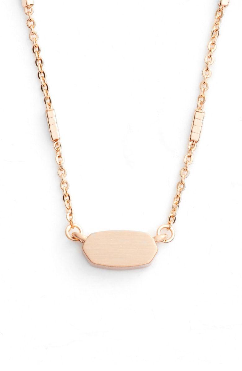 Kendra scott fern pendant necklace fashionable wants