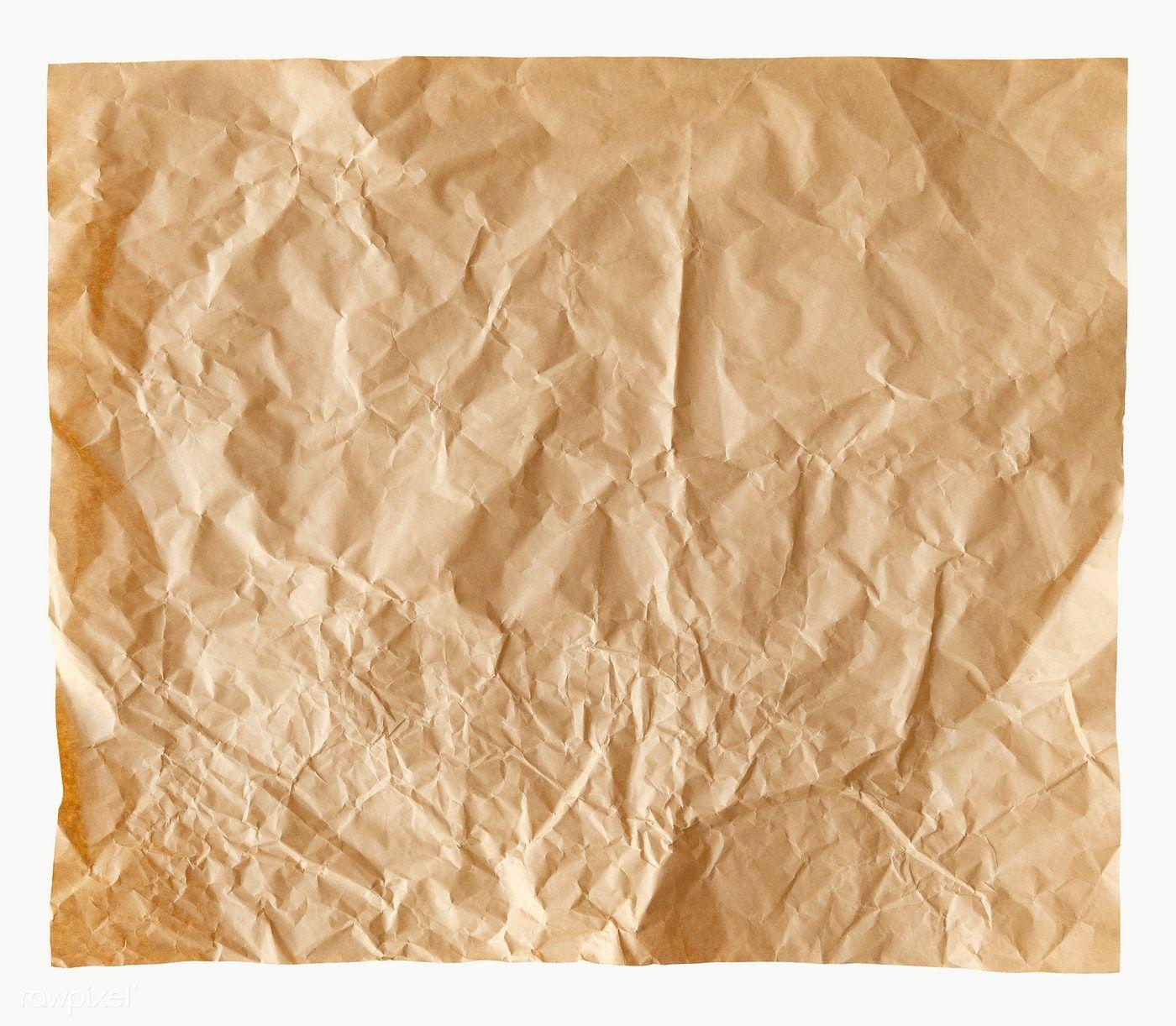 Crumpled Paper Texture Scrapbook Overlay Overlays Paper Background Texture Old Paper Background Crumpled Paper Textures