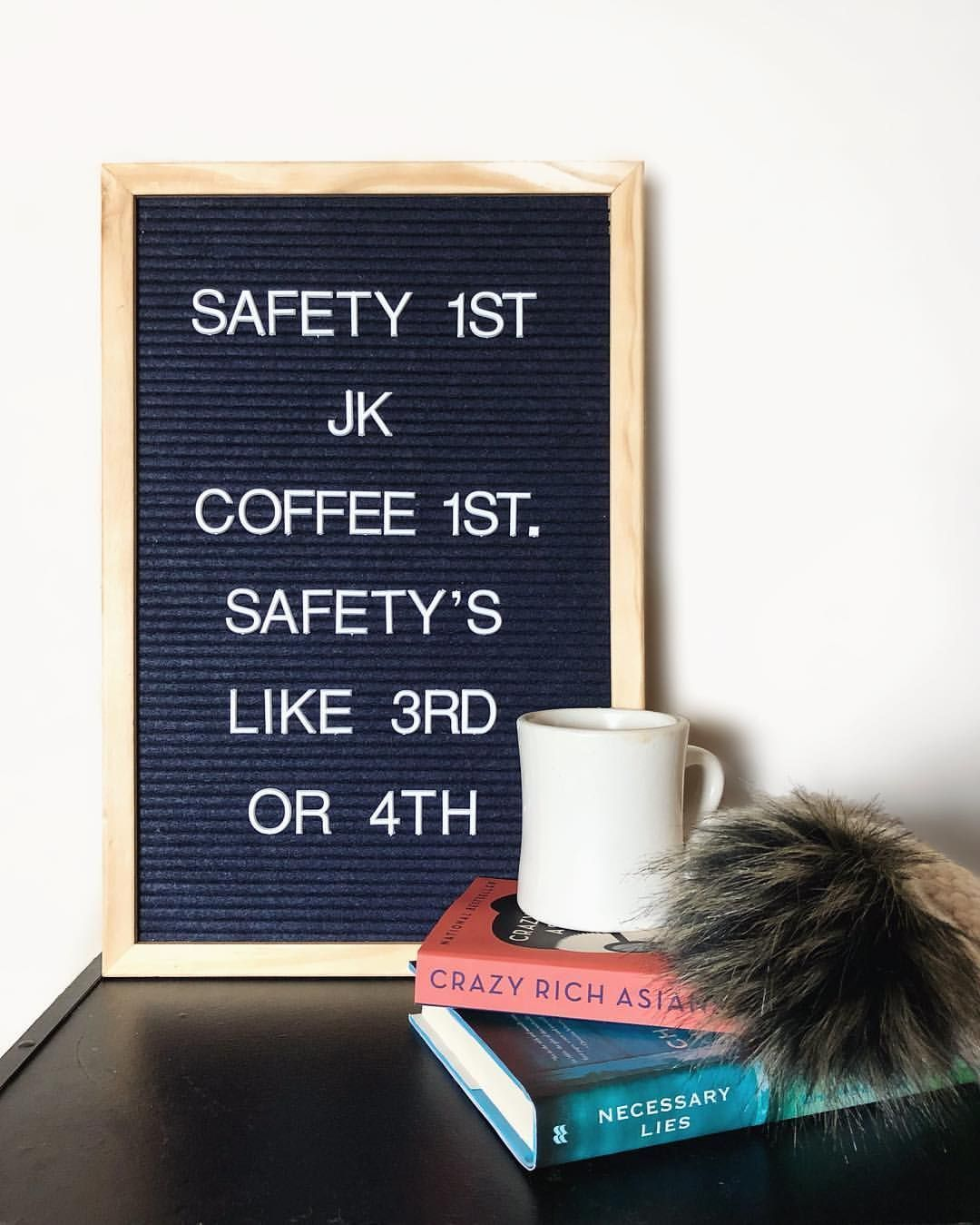 Coffee Letterboard Quotes And Chunky Knit Hat Coffee Letterboard Quotes And Chunky Knit Hats Coffee Quotes Funny Message Board Quotes Letter Board