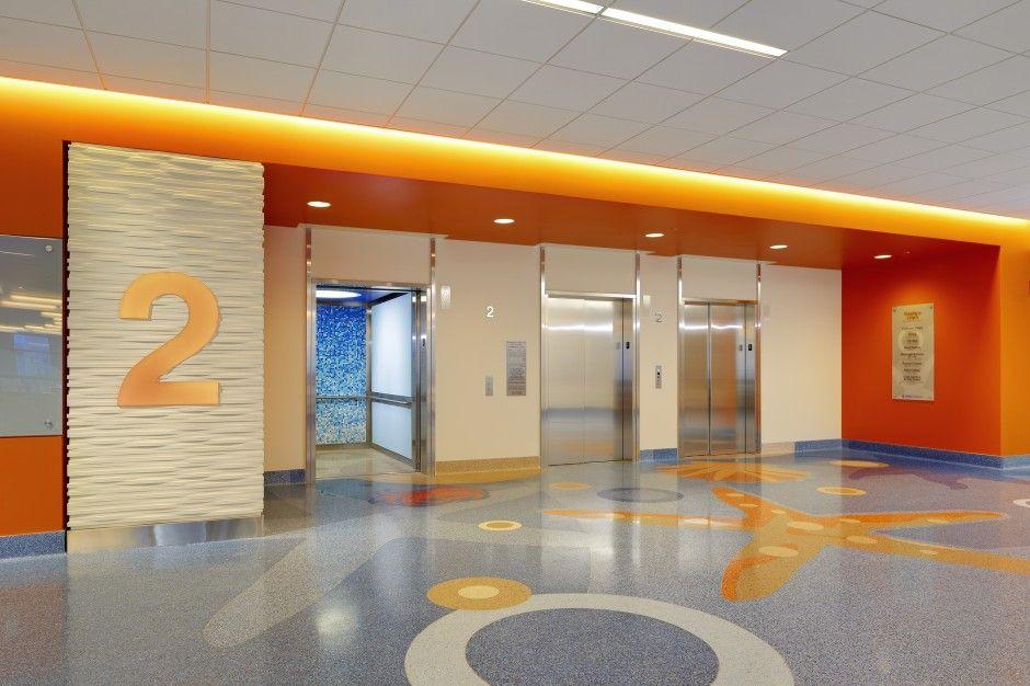 CHOC Childrens Hospital   Hospital interior design ...