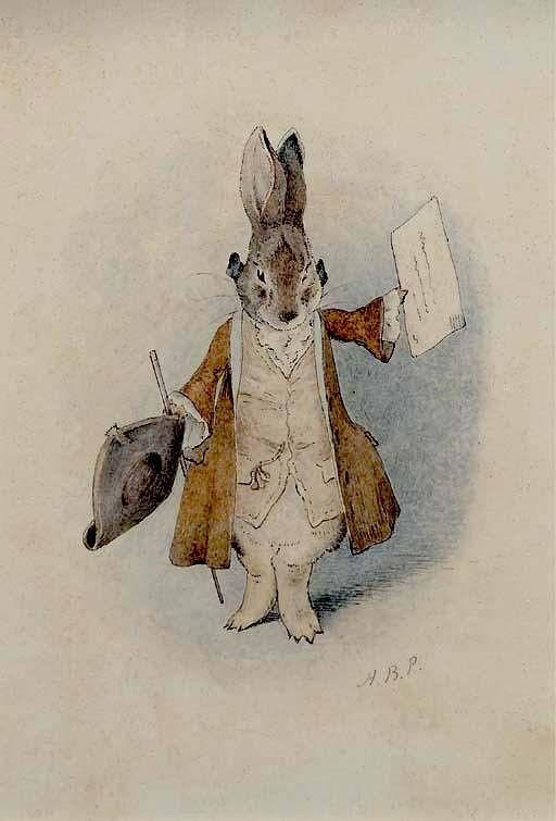 Los Dibujos Mas Caros De Beatrix Potter Beatrix Potter Dibujos Pinturas De Animales