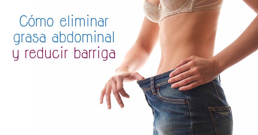 Junto con una dieta balanceada y un poco de ejercicio, este jugo puede ayudarte a reducir la grasa la barriga y la grasa abdominal, según SOLUCIONES CASERAS.