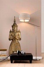 Ellos Home Väggdekor Buddha 100x70 cm Guld - Wall stickers   Ellos Mobile  Sovrummet