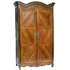 French Country Armoire
