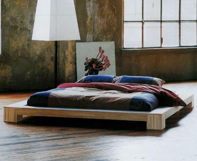 Letti Bassi Giapponesi Ikea : Letti bassi matrimoniali giapponesi para el hogar