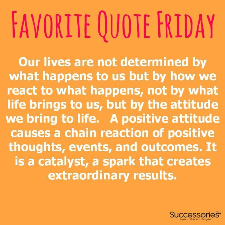 friday positive work quotes