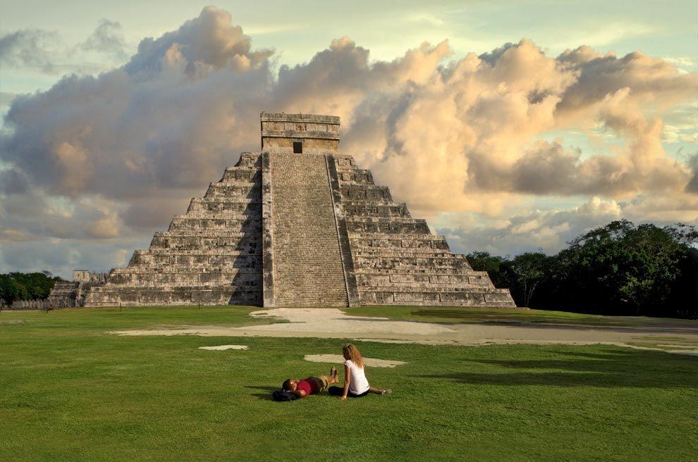 El último sol del mundo maya.