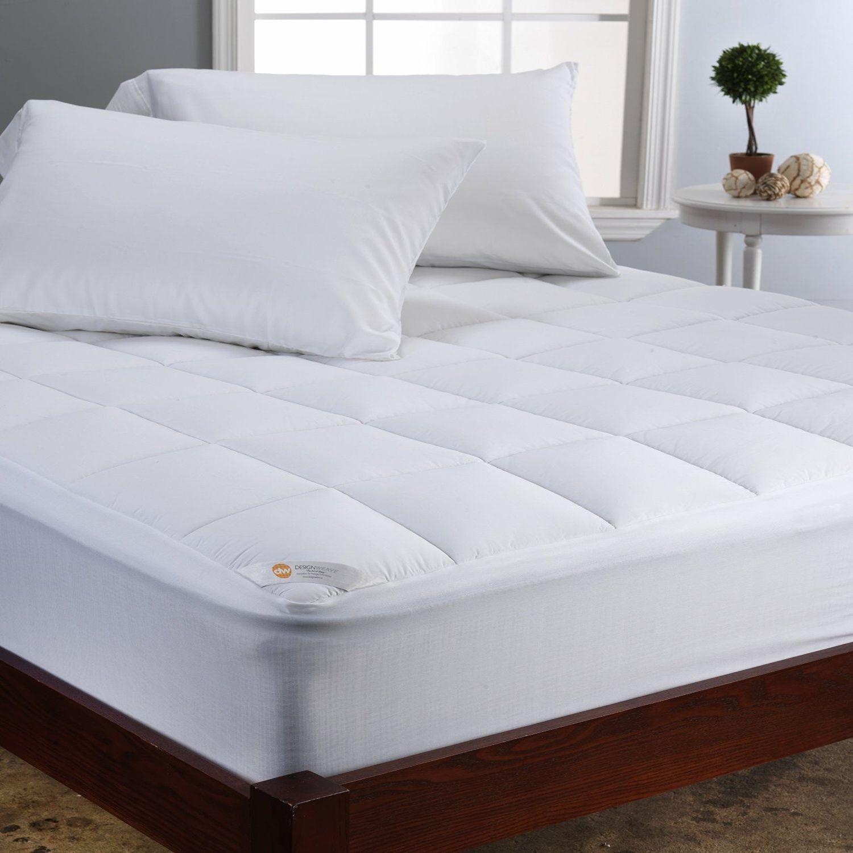 Outlast Temperature Regulating Waterproof Mattress Pillow