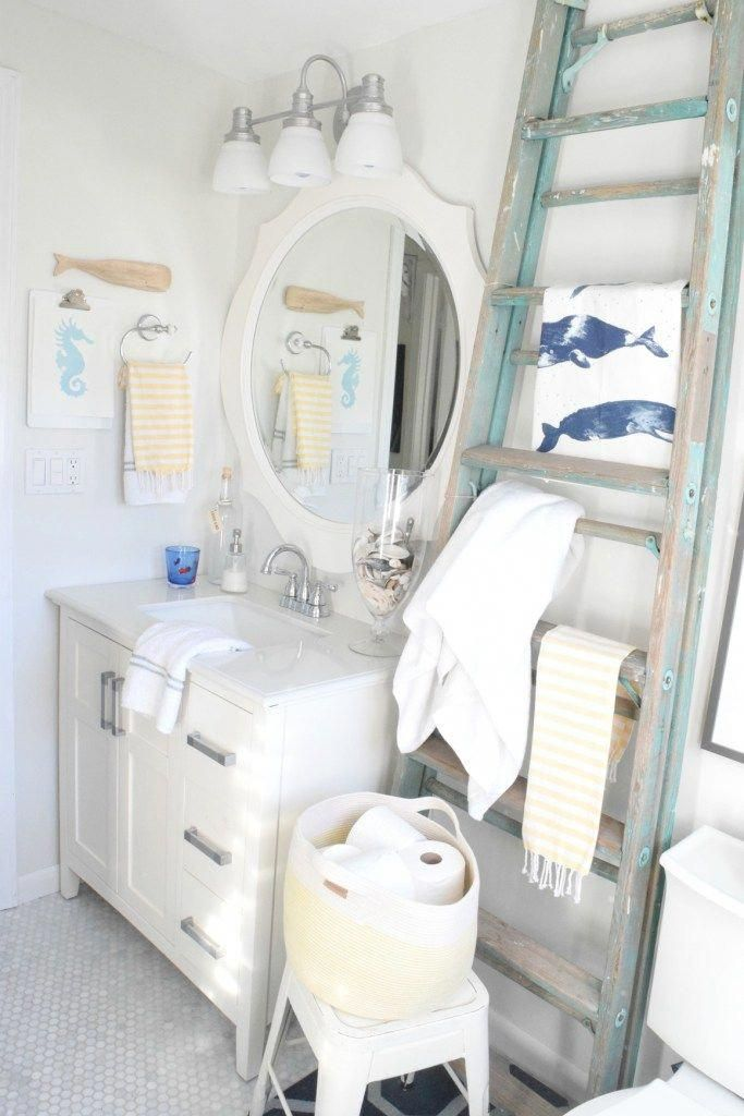 Bathroom Remodel Before And After Nautical Remodelingbeforeandafter