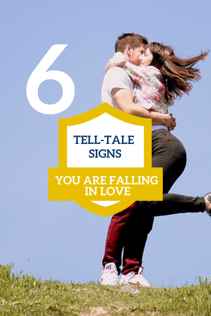 6 Tell-Tale Signs You Are Falling In Love | Relationship Tips
