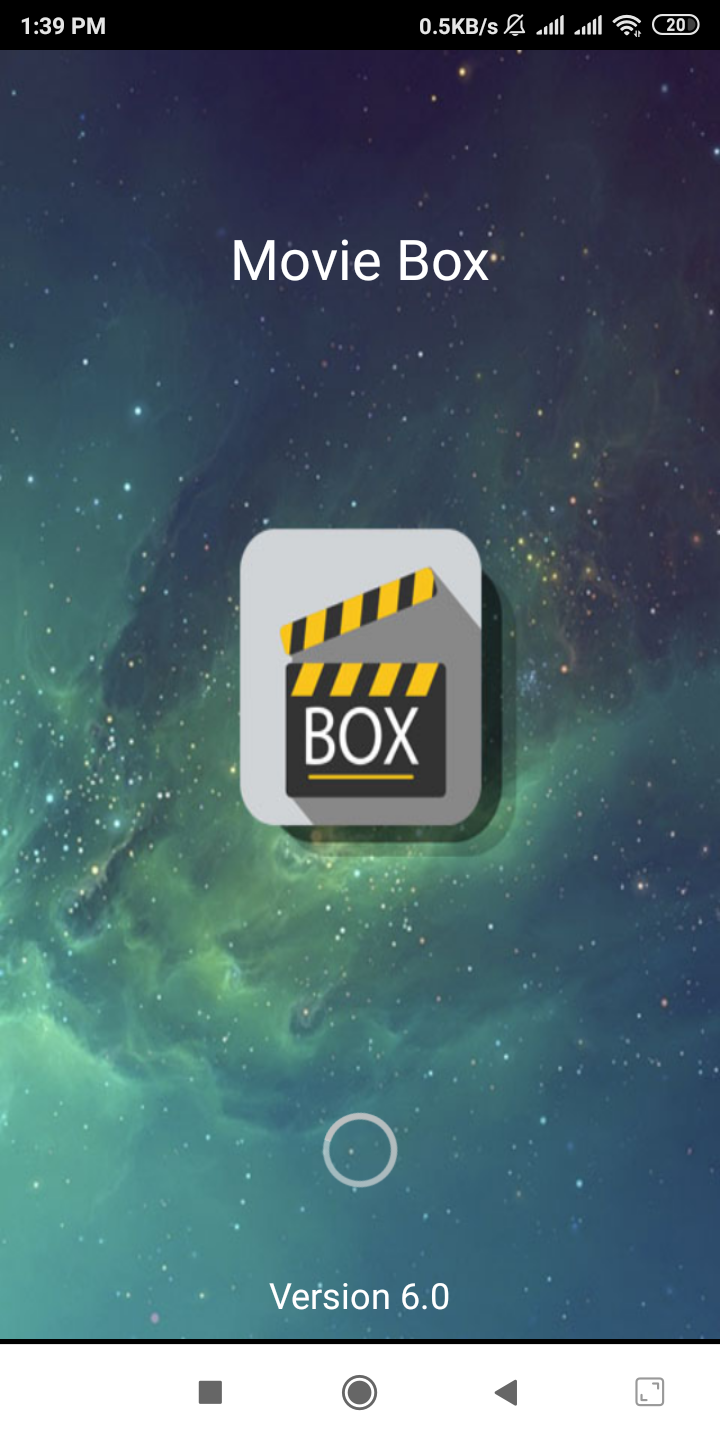 In your device, download the latest moviebox apk. Movies