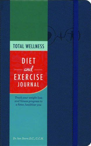 Total Wellness Diet and Exercise Journal: Track your weight loss and fitness progress to a fitter, healthier you - http://www.exercisejoy.com/total-wellness-diet-and-exercise-journal-track-your-weight-loss-and-fitness-progress-to-a-fitter-healthier-you/fitness/