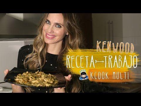 Receta Trabajo Con Kcook Multi De Kenwood Vanesa Romero Tv