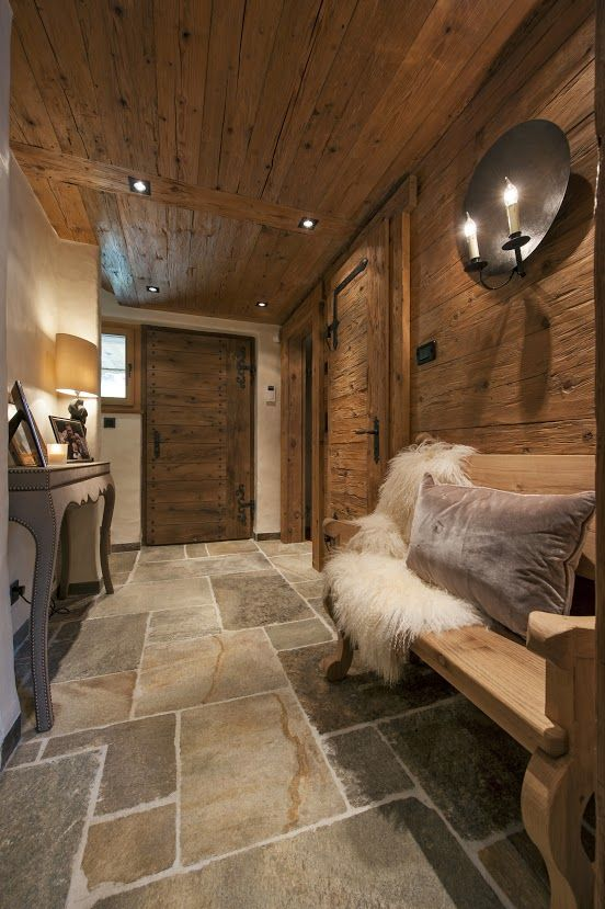 Belu0027M, entrée, porte du0027entrée, bois, chalet, chaleureux Idées pour - porte d entree d occasion