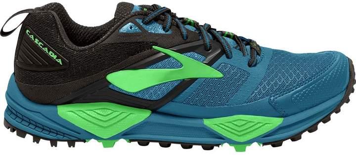 90d95311d9859 Brooks Cascadia 12 Trail Running Shoe - Men s