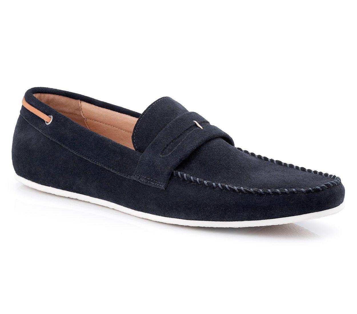 2d154a79bc68 Tobias Navy - Aquila Mens Shoes Online