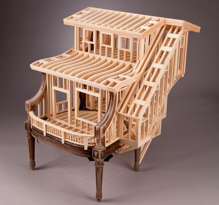 transformer des vieux meubles en cr ations architecturales vieux meubles vieux et cr ations. Black Bedroom Furniture Sets. Home Design Ideas
