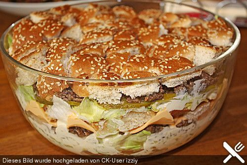 Photo of Big Mac Salad by na_ba | Chef