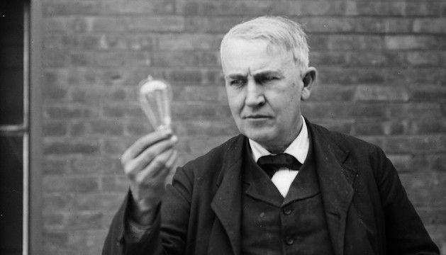 Thomas Alva Edison Thomas Alva Edison Tomas Edison Bombillas