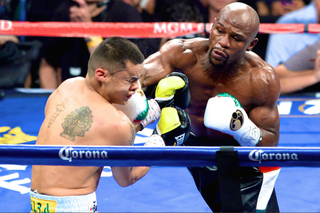 mayweather vs maidana fight replay