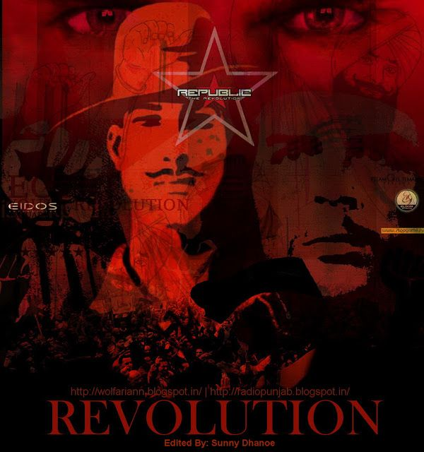 Long Live the Revolution ~ fuNJABi MuNDA