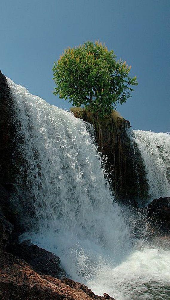 Cachoeira da Velha, Tocantins, Brasil