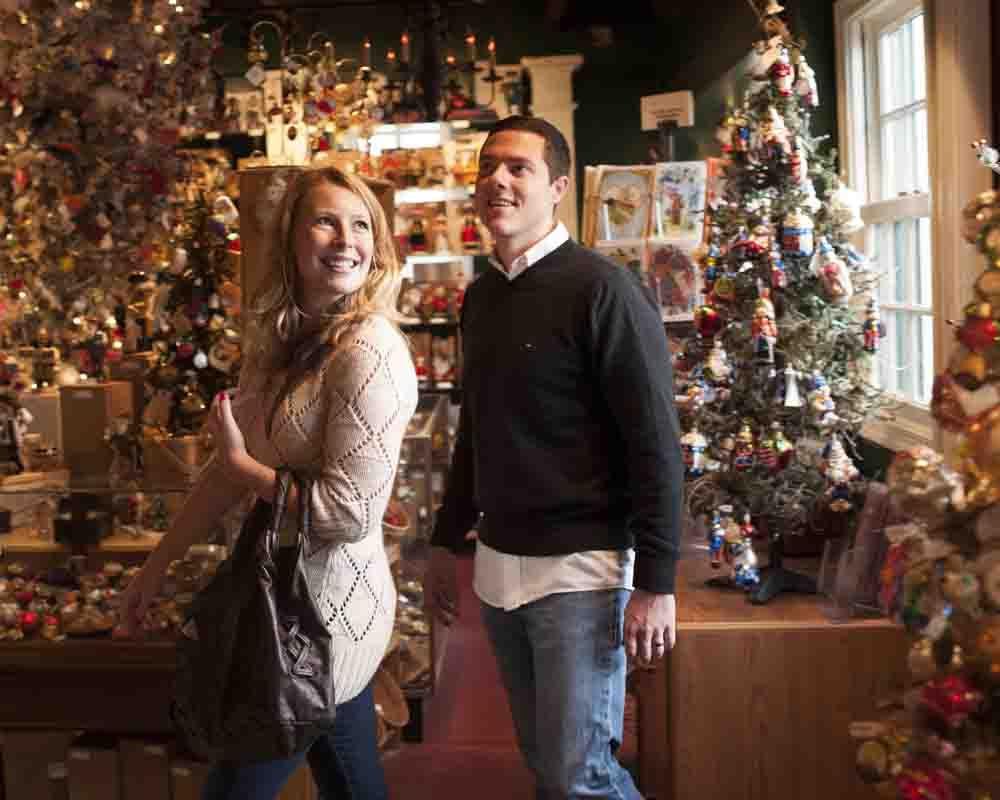 The Christmas Haus Gettysburg PA Shopping Gettysburg