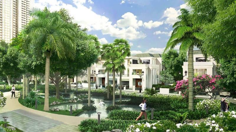 Vinhomes Gardenia: Biệt thự, shophouse phía Tây Hà Nội đón sóng cuối năm