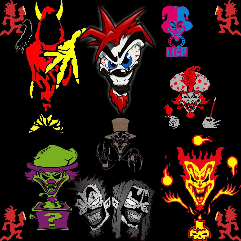 Www Picter Of Icp Com Icp Joker Cards Insane Clown Posse