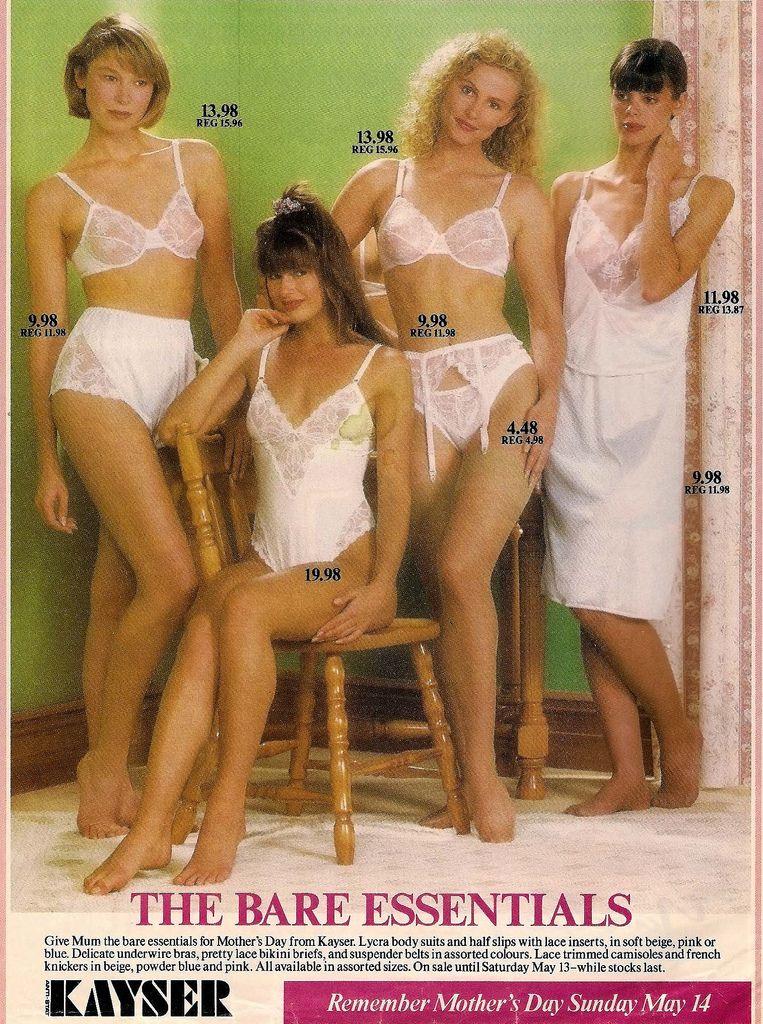 Untitled | 1980s Lingerie | Pinterest
