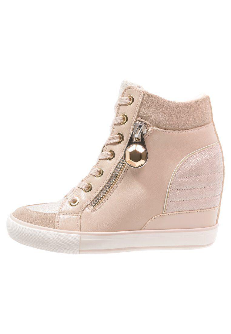 Aldo Aalessa Tenisowki Na Koturnie Wysokie Bone Fashyou Pl Shoes Sneakers Wedge Sneaker