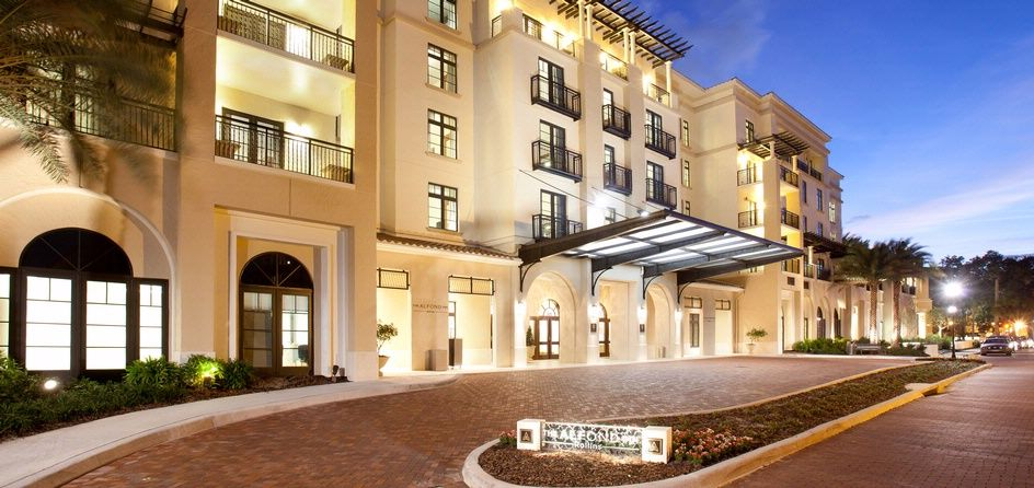 Florida Hotel In Winter Park Fl Luxury Near Orlando