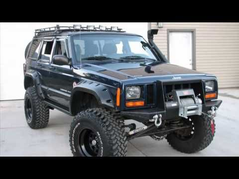 Jeep Cherokee Xj Avto