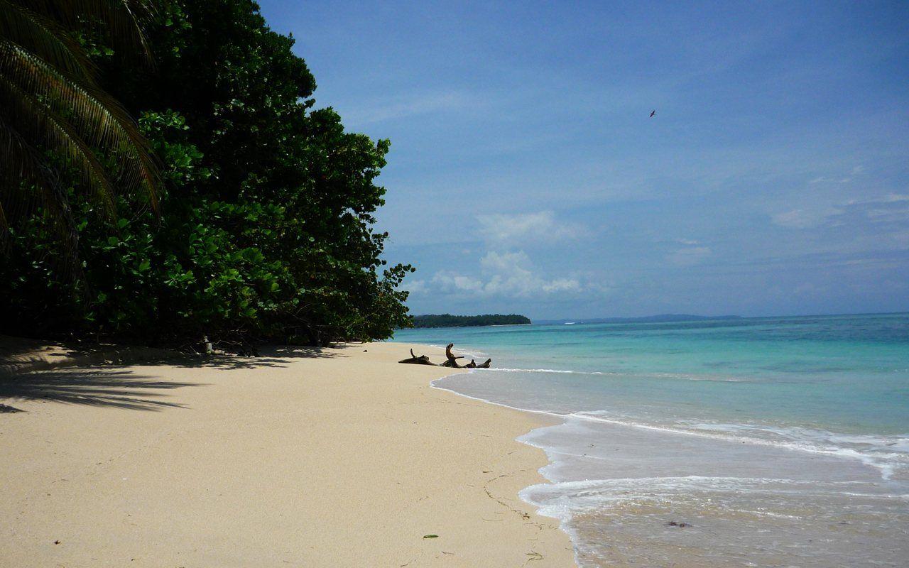 Zapatilla, Bocas del Toro