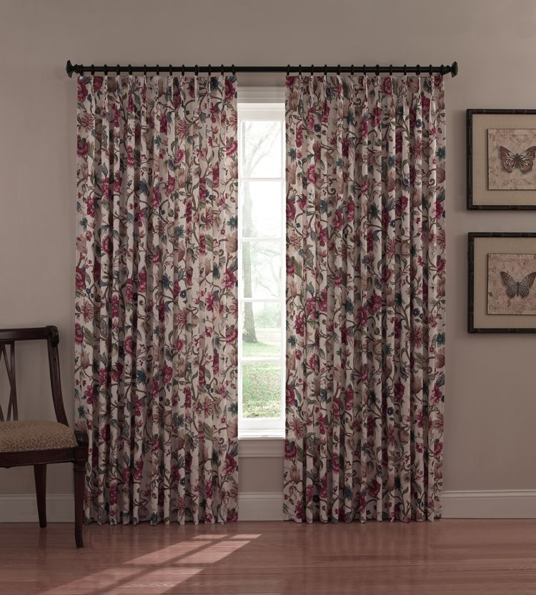 Pin By Kathy Fields On Curtains Pleated Curtains