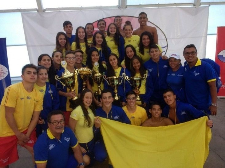 Colombianos con nuevos récords en Copa Pacífico y Copa Julio Maglione de Natación - HSB Noticias