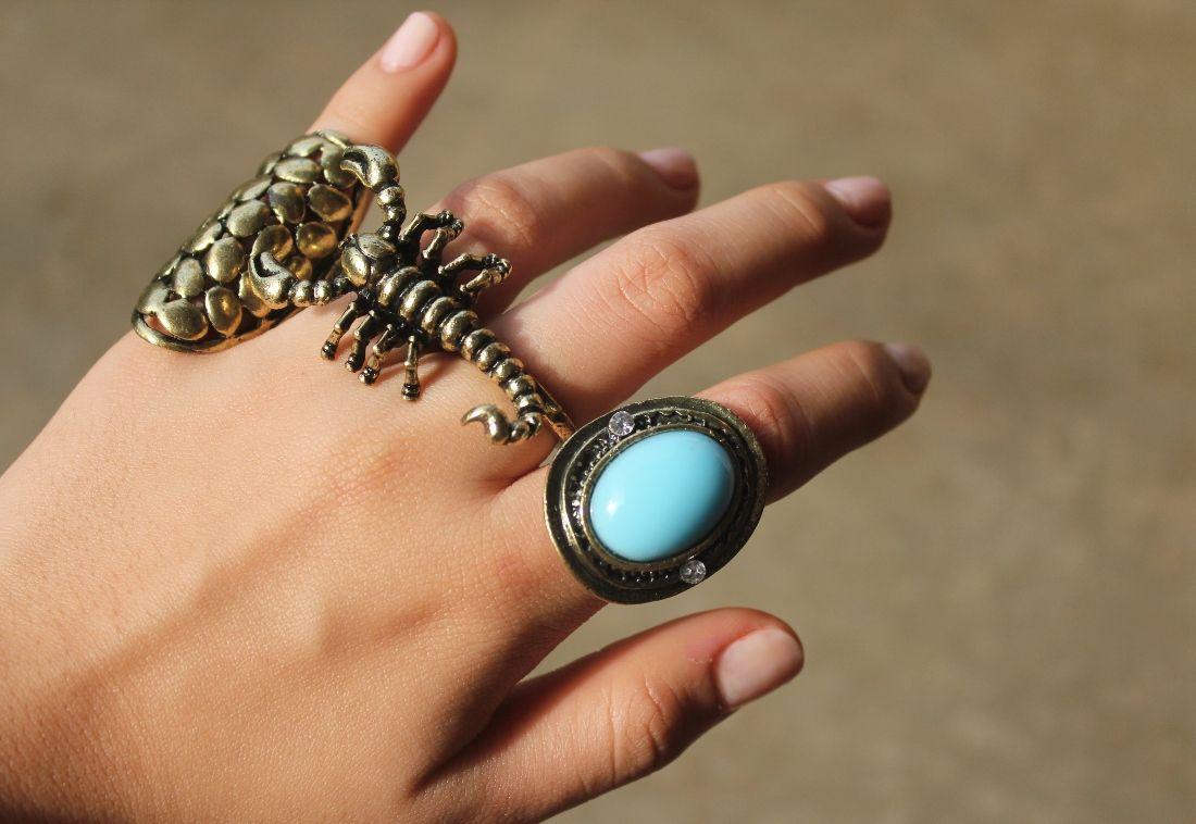 2012 Horoscopes and Gemstones | DSL BLOG | Fashion. Style ... |Scorpio Gemstone Rings