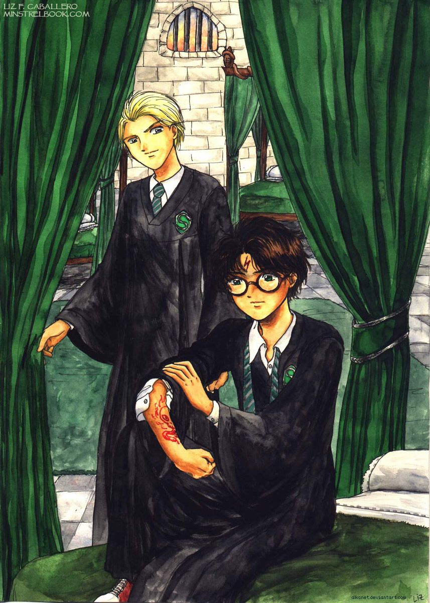 Harry Potter And Ginny Weasley Kids Fanfiction Viewing Gallery Harry Potter Fan Art Harry Potter Background Harry Potter Illustrations
