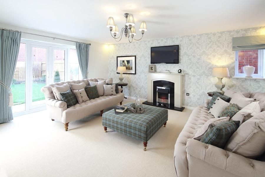 The Downham At Booth Hall Blackley Taylor Wimpey Living Room Pinterest Rooms And