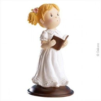 Kommunion U0026 Konfirmation   Mädchen Mit Bibel
