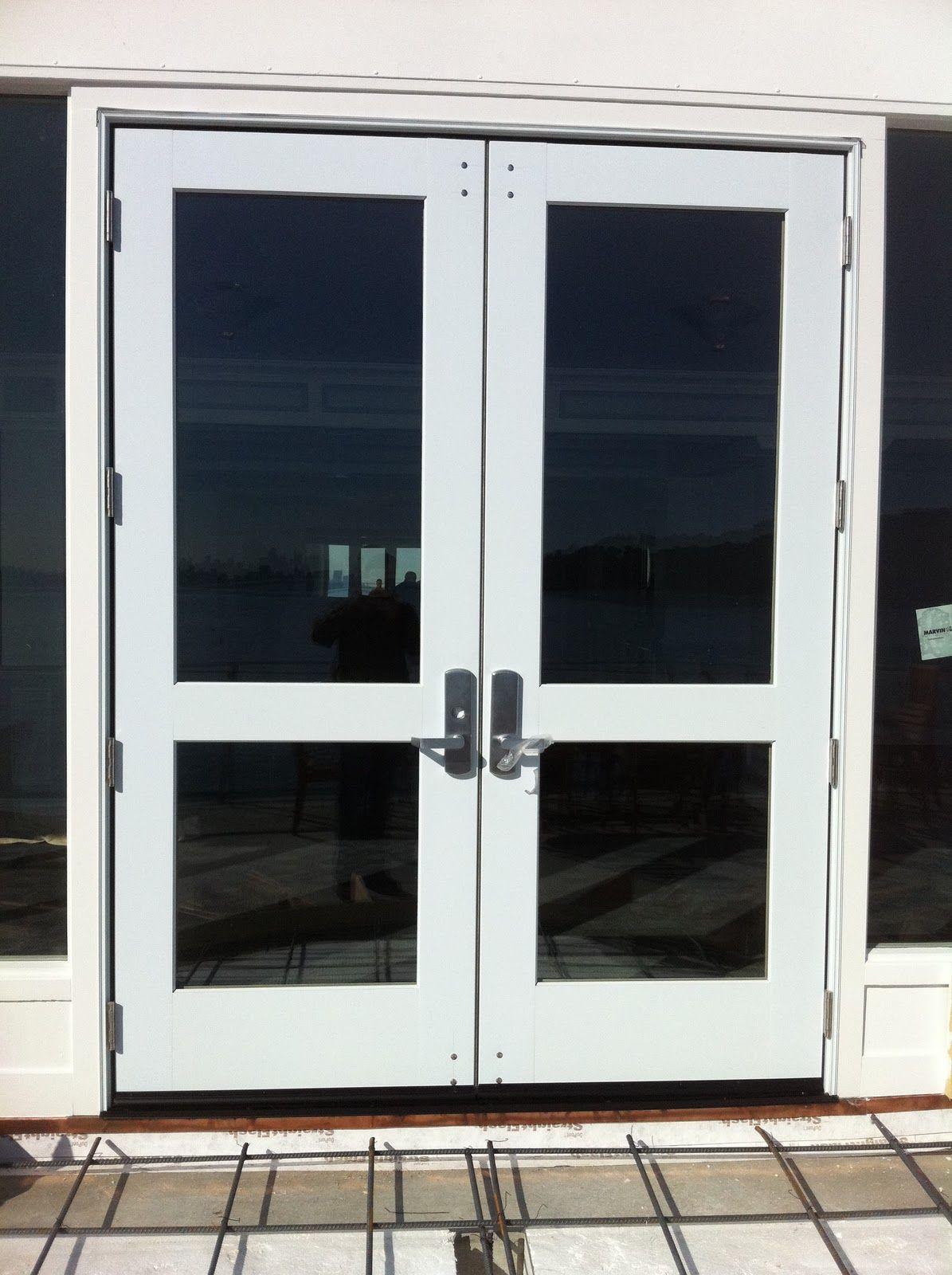Home Ideas For Glass Business Door Doorswindows Pinterest