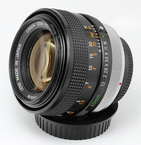 Decades-Old Lenses May Be Radioactive, Especially if They're Made by