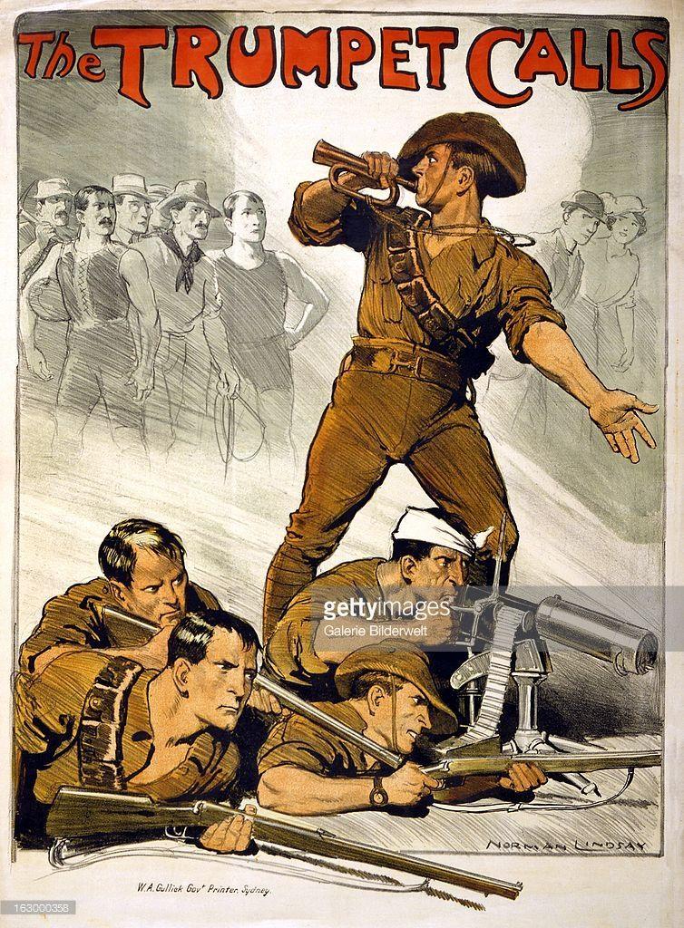 Ww1 Australian World War One World War Wwii Posters